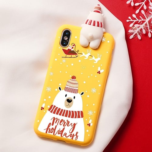 merry christmas phone case