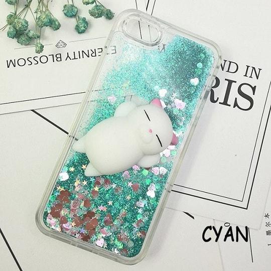 squishy cat phone case