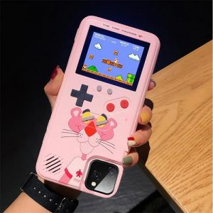 panther GameBoy phone case