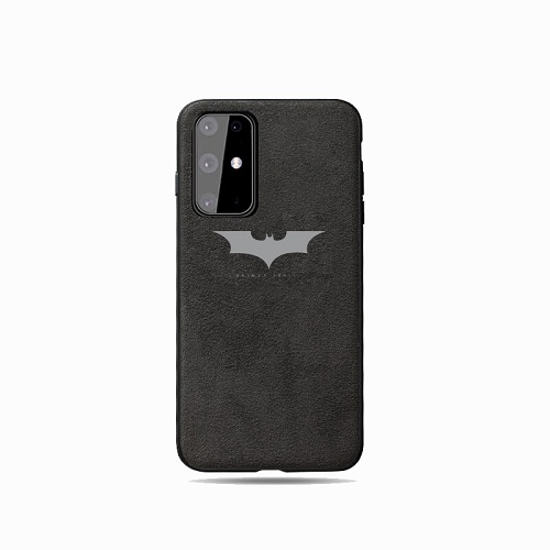 Batman Alcantara phone case for samsung Galaxy S20 Ultra