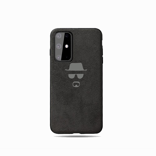 Breaking Bad Alcantara phone case for samsung Galaxy S20