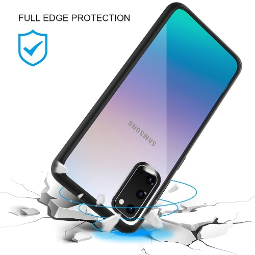 Shockproof Bumper phone case for Samsung S20 Ultra Plus