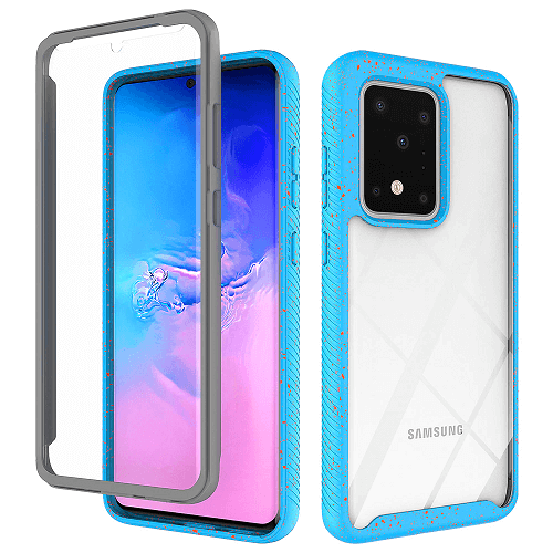 sky blue Samsung s20 ultra Starry Sky Case