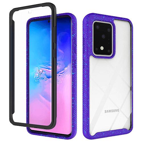 Purple Samsung s20 Starry Sky Case