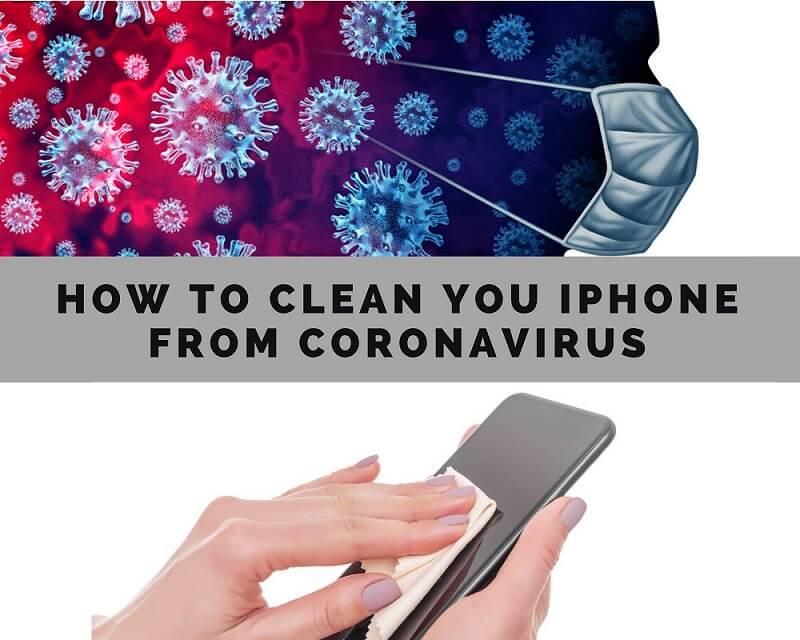 iphone and coronavirus