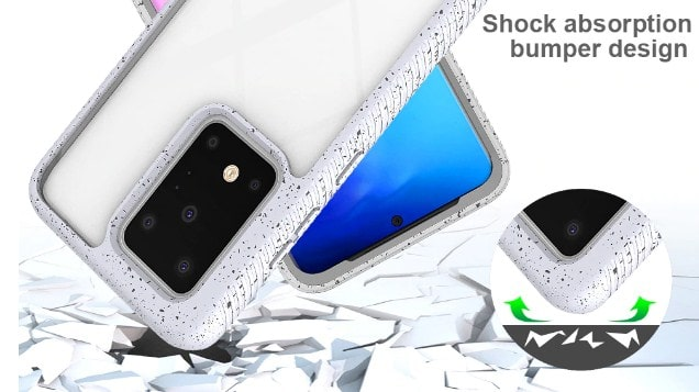 Starry Sky Phone Case for Samsung Galaxy S20 Plus