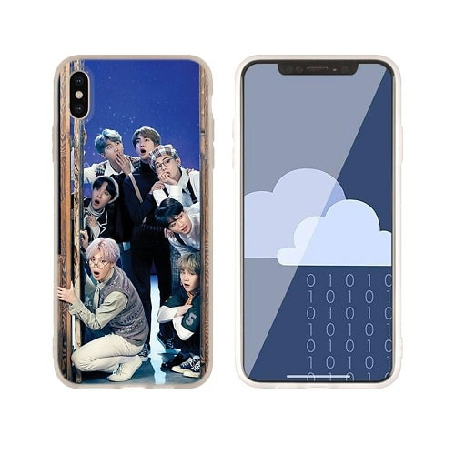BTS bangtan boys phone case for iphone 11 po max
