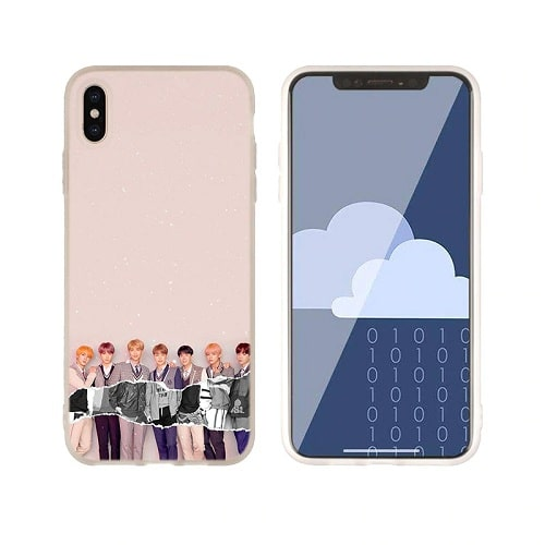 BTS bangtan boys phone case for iphone 11