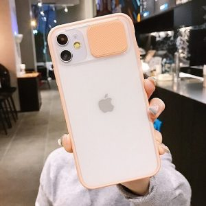 Blurred Camera Lens Protection iPhone Case