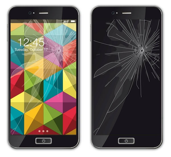 Does a Cracked Screen Affect Your Phone