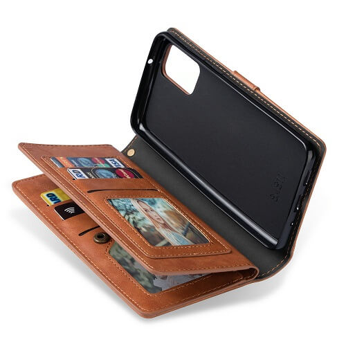 flip wallet phone case for samsung galaxy S20 Ultra