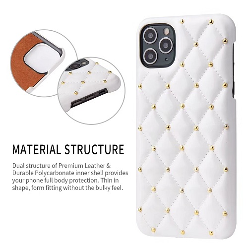 Jewel phone case for iPhone 11 X XR XS MAX