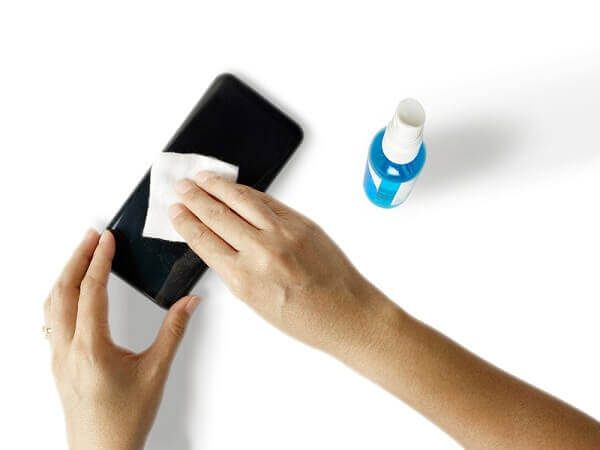 Identify The Causes Of The Unresponsive Touch Screen