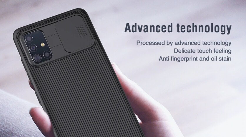 Lens protection phone case for samsung galaxy s20