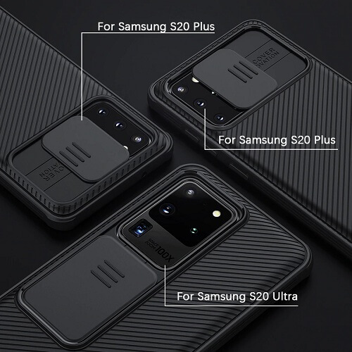 camera protector phone case for samsung galaxy s20 Plus