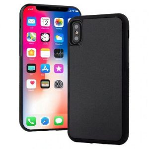 Black Anti Gravity Phone Case For iPhone