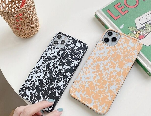 Artistic Splash Ink Phone Case