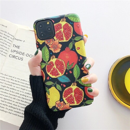 Fresh Pomegranate Phone case