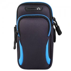 Blue Universal Sports Armband Phone Holder
