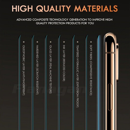 10h Glass Screen Protectors For 7 Plus