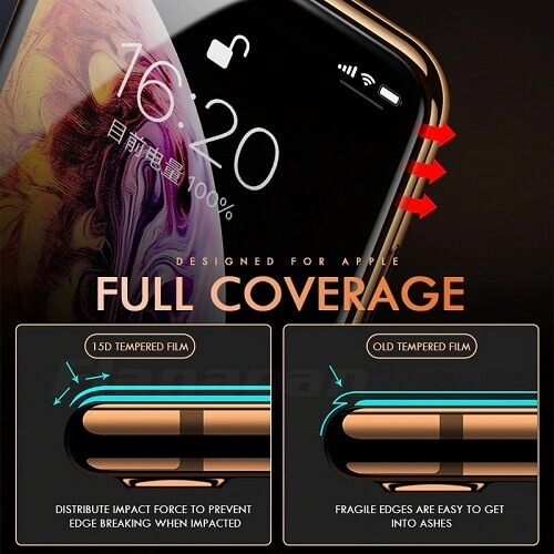 10 Hardness Tempered Glass Screen Protector For 8 Plus