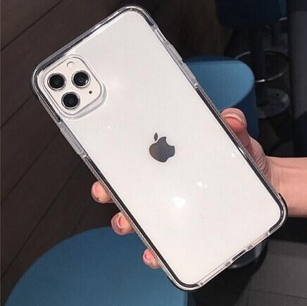Anti-slip phone case for iPhone 11