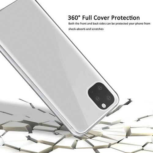 360 Full Body Double slid iPhone 12 Pro case