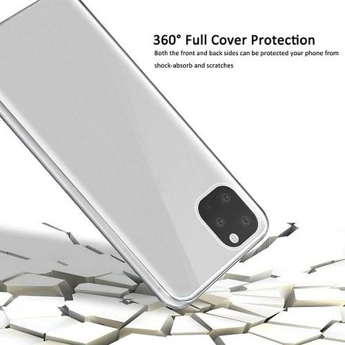 360 Full Body Double slid iPhone 12 Pro case