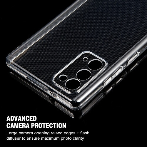 anti-yellowing clear phone case for samsung galaxy s20 Ultra