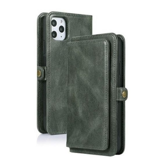 iPhone 11 Pro Detachable Magnetic Wallet Case