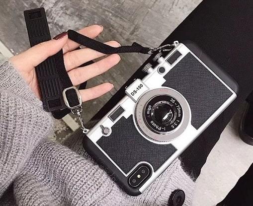 3D camera iPhone case