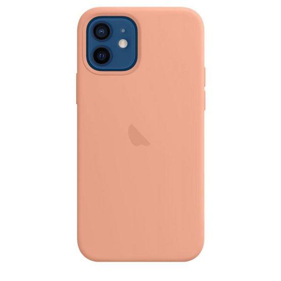 Begonia candy color Original Liquid Silicone iPhone Case