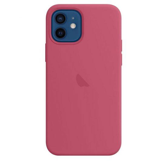 Camellia Original Liquid Silicone iPhone Case