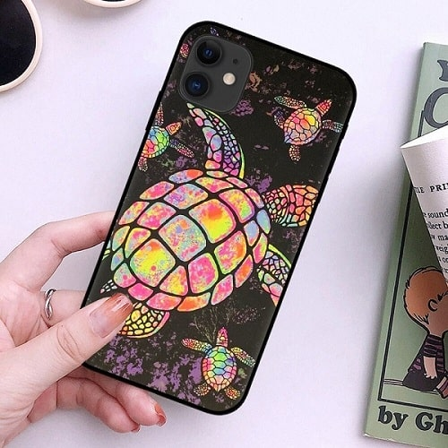 Cute Turtle Phone Case 1