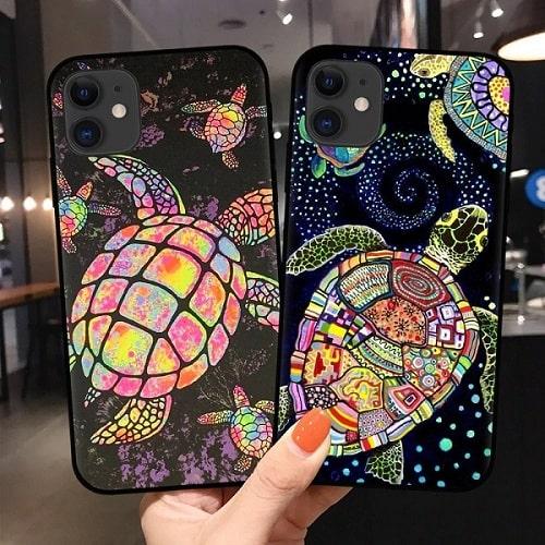 Cute Turtle Phone Case