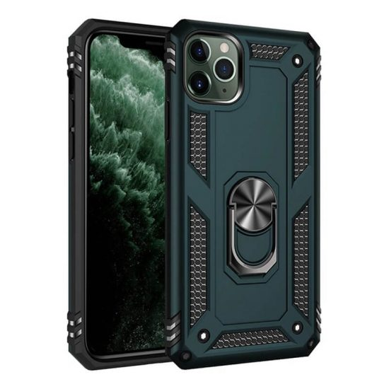 Dark Green Military Grade Phone Case