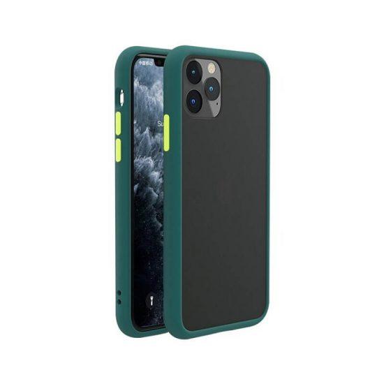 Dark green Bumper iPhone Case