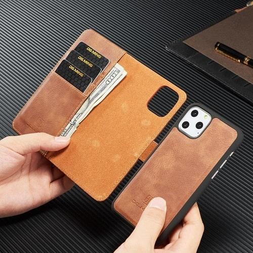 Detachable iPhone 12 Pro Wallet Case