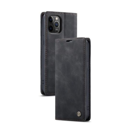 Magnetic Wallet iPhone 12 Pro Max Case
