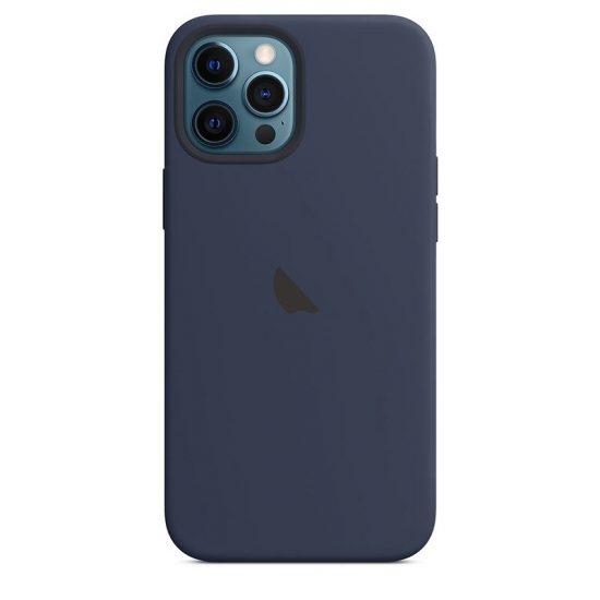 Midnight Blue Original Liquid Silicone iPhone Case