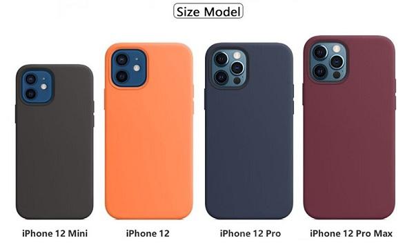 Original Liquid Silicone iPhone Case