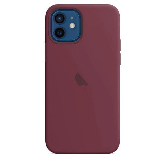 Plum iphone case