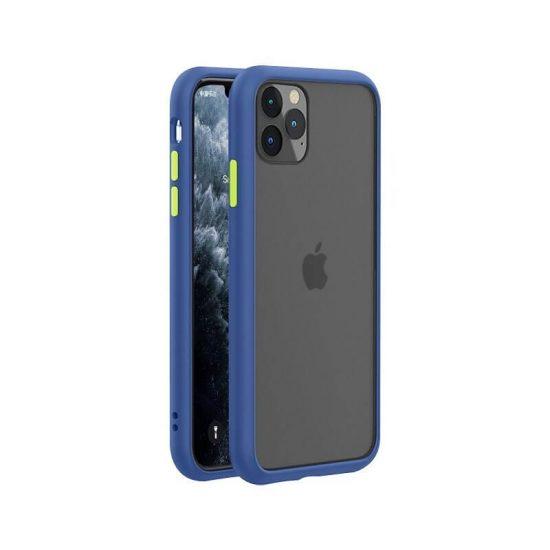 blue-green Bumper iPhone Case