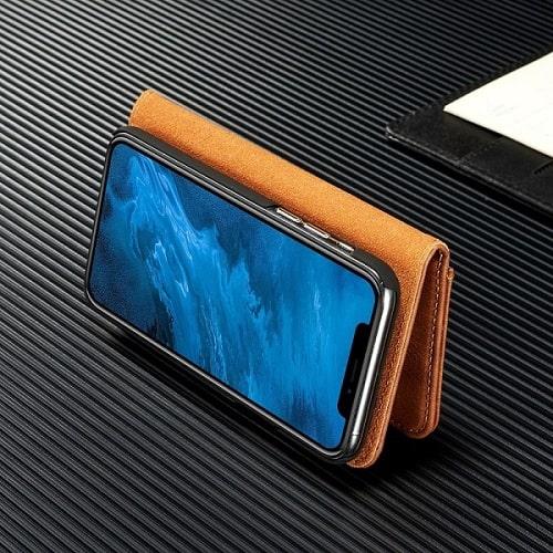 detachable wallet iPhone 12 Pro case