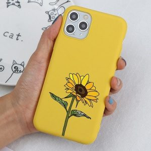 sunflowers Phone case