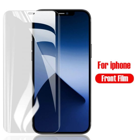 3-in-1 iPhone Screen Protector - camera lens protection (2)