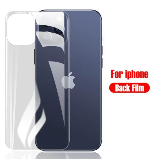 3-in-1 iPhone Screen Protector - camera lens protection (3)