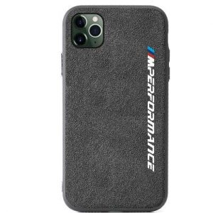 BMW M Performance Alcantara Phone Case
