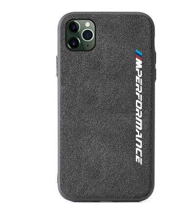 BMW M Performance Alcantara Phone Case
