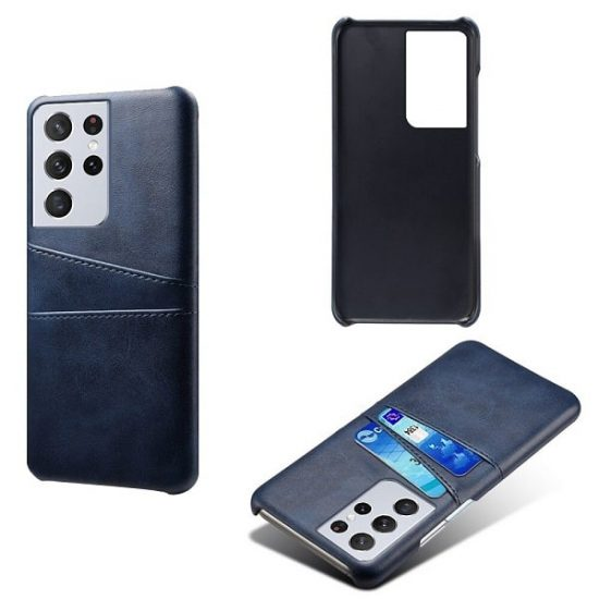 Leather Wallet Samsung Galaxy S21 Plus Case